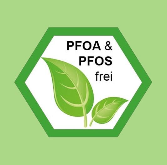 PFOA & PFOS frei