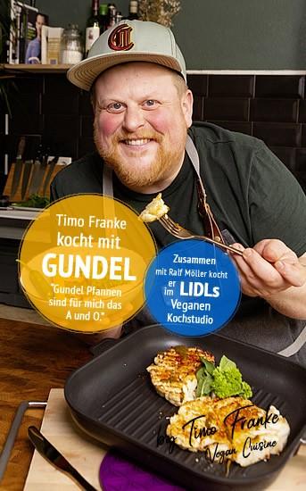 Timo Franke - Vegan Cuisine