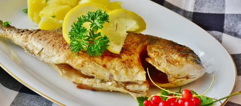 Fischpfannen